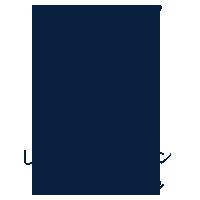 しろくまデザインのロゴ