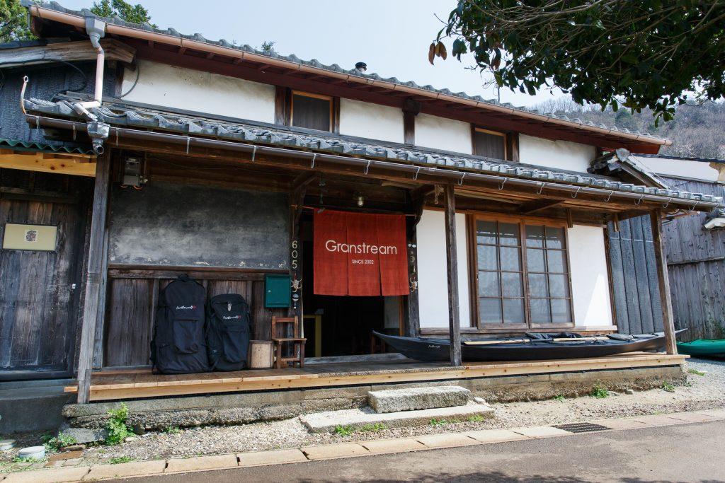 Granstream店舗