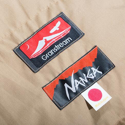 Granstream|オリジナル寝袋