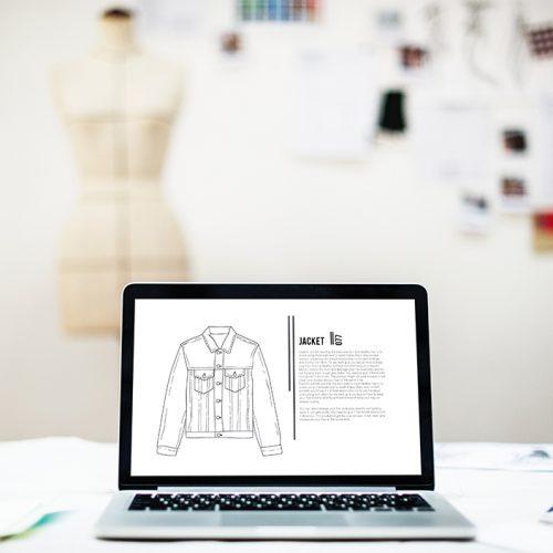 縫製品(服やバッグなど)のデザイン・指示ってどうやるの?